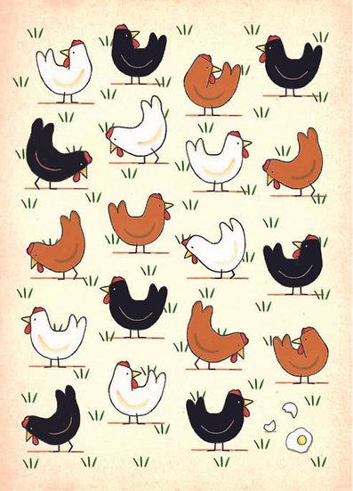 Free Range Eggs, Gift Card