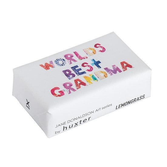 Worlds Best Grandma - Lemongrass