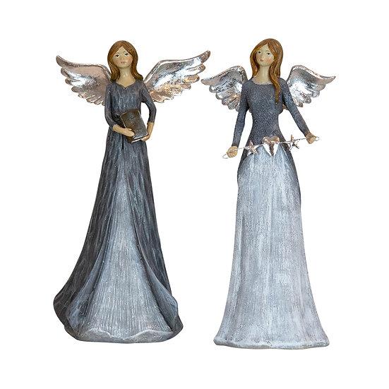 Resin Grey Angels