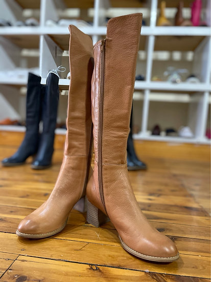 Tan Hell Tall Boots