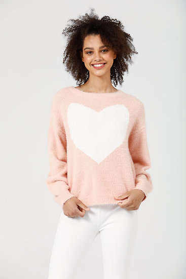 Heartscape Knit