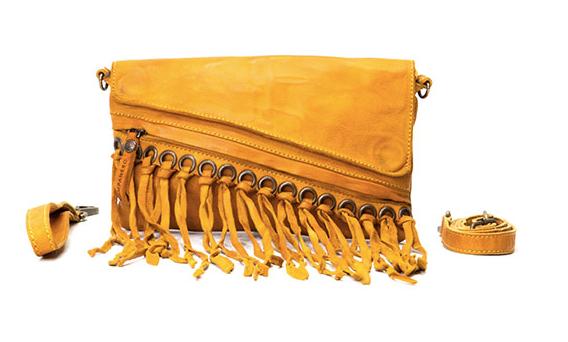 Mustard Molly Bag