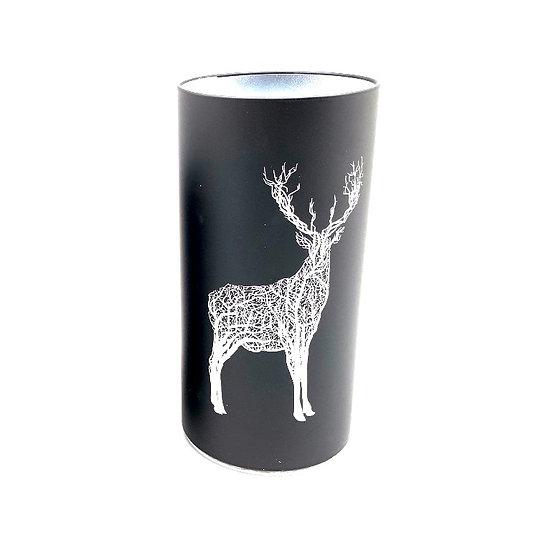 Dome Light Up Reindeer 1-x20cm