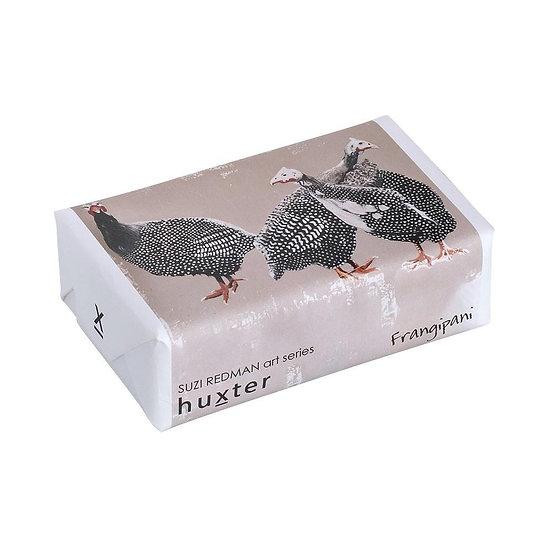 Three Guinea Fowls - Frangipani