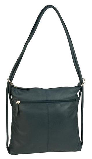 Navy Backpack/Shoulder Bag