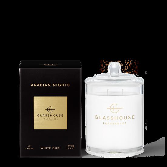 Glasshouse, Arabian Nights - White OUD