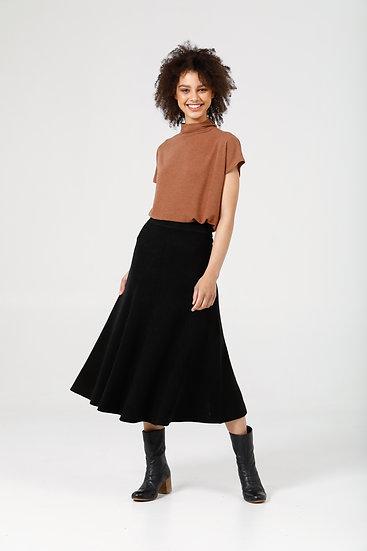 Territory Skirt - Black