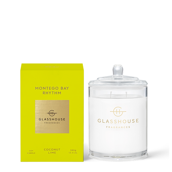 Glasshouse, Montego Bay Rhythm - Coconut Lime