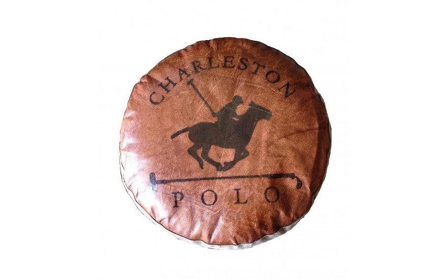 Polo Round Floor Cushion