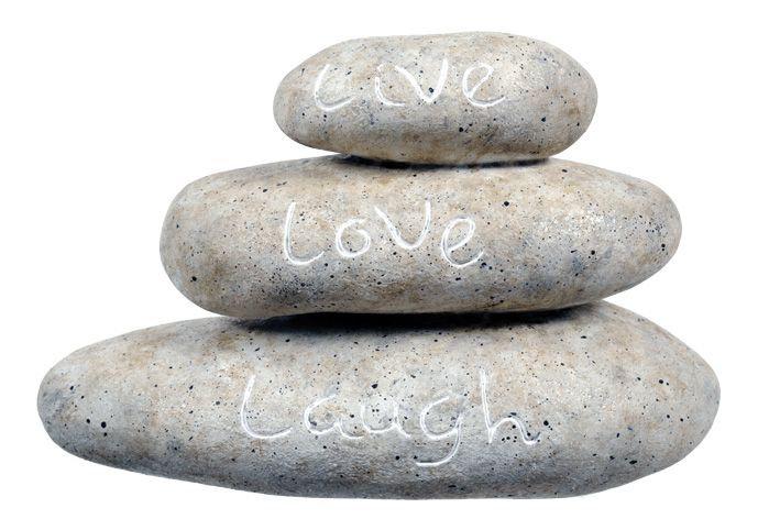 Wise Stone Sculpture