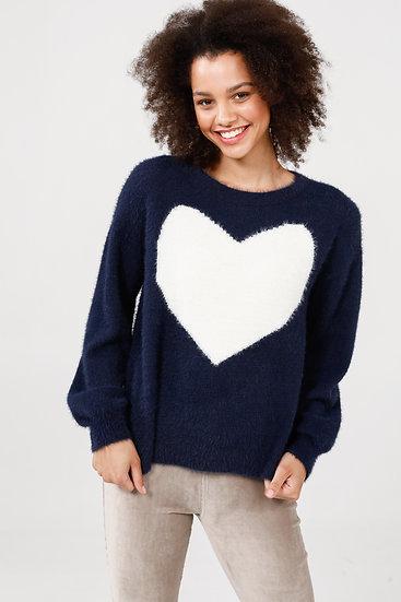 Heartscape Knit