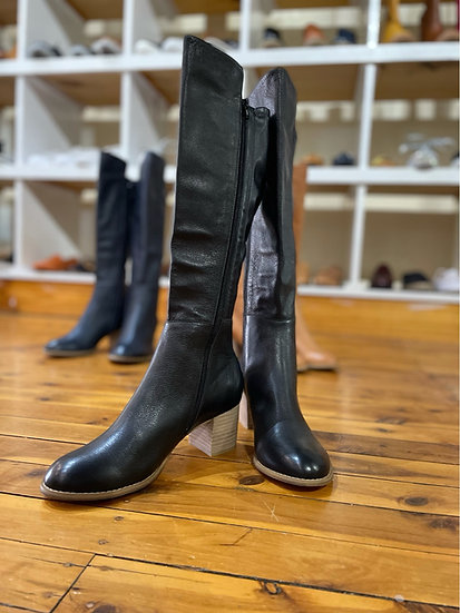 Black Hell Boots