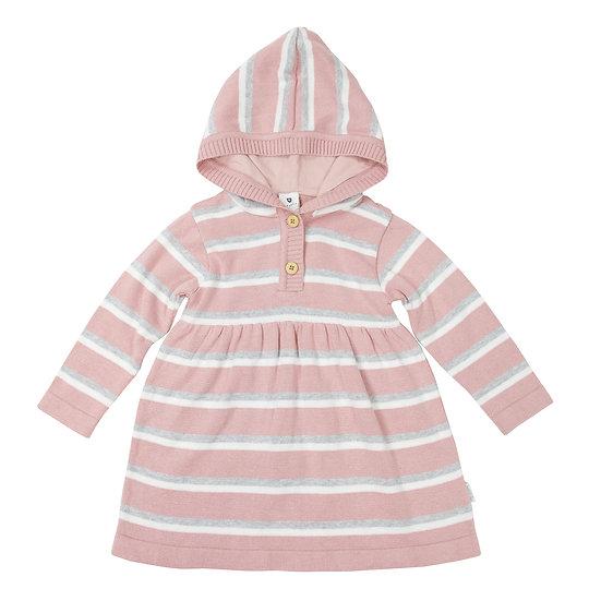 Fantasy Hooded Knit Dress