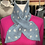 Thumbnail: Cross-over neck scarf