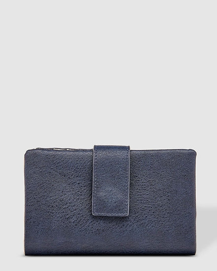 Bailey Navy Wallet