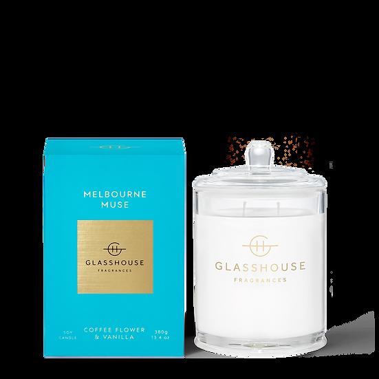 Glasshouse, Melbourne Muse - Coffee Flower & Vanilla