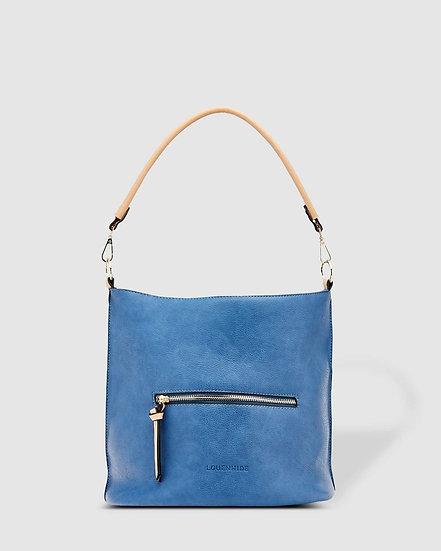 Baby Juno Shoulder Bag Steel Blue