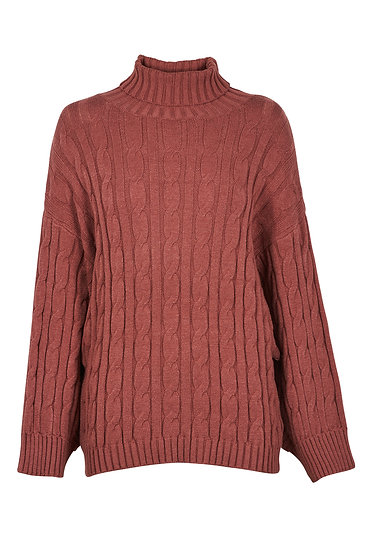 Clarity Cable Knit