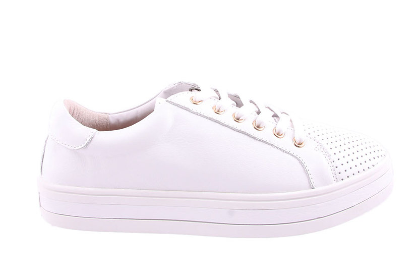 Paradise White Sneakers