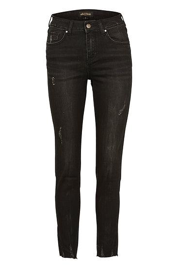 Black Junko Denim Jean