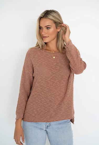 Cinnamon Sofia Sweater