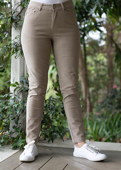 Taupe Jean
