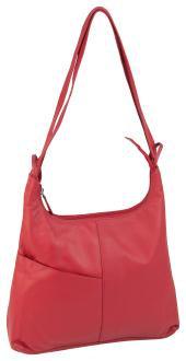 Red Shoulder Bag/Backpack