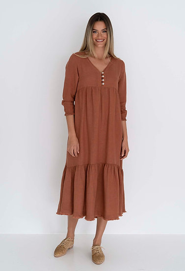 Cinnamon Nina Dress