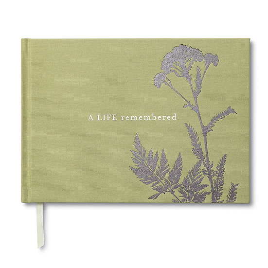 Guest Book - A Life Remembered