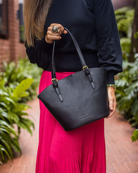 Tiffany Python Black