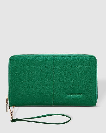 Adele Green Wallet