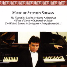 Music of Stephen Shewan cover image