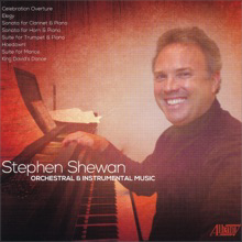 Stephen Shewan - Instrumental and Orchestral Music cover image