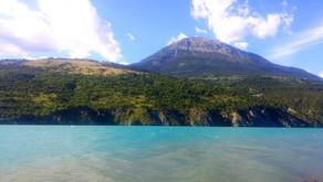 Un moment au Lac de Serre Ponçon