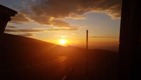 Un moment au Mont Ventoux