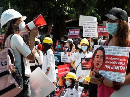 Finito il sogno democratico birmano?