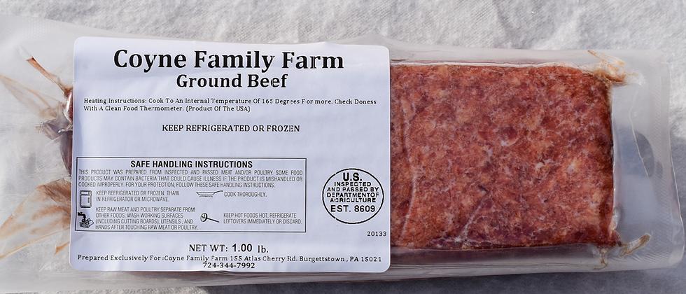 Premium Ground Beef