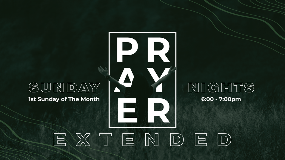 Sunday Night Prayer