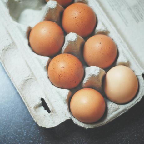 Dozen Brown Eggs