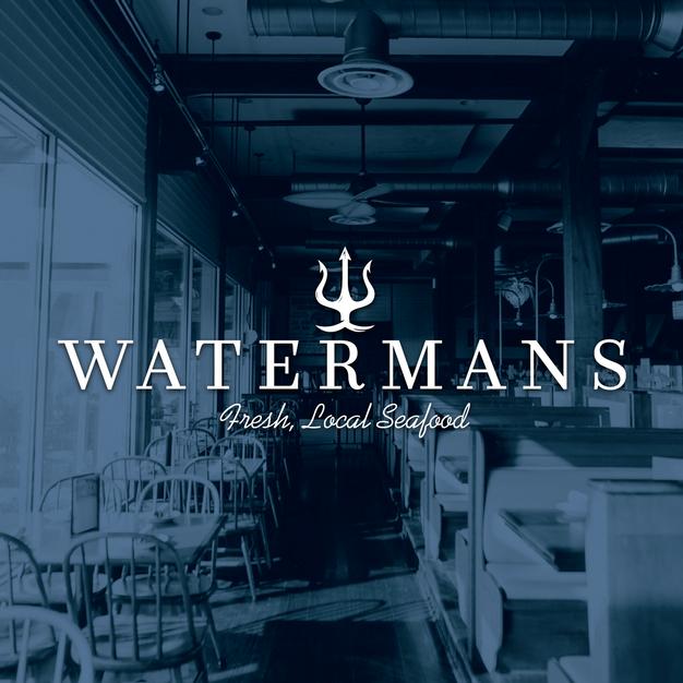 Watermans Restaurant Branding (Project)