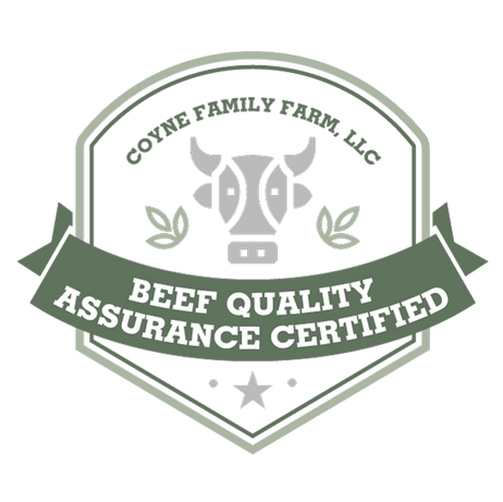Beef Quality Assurance Certified