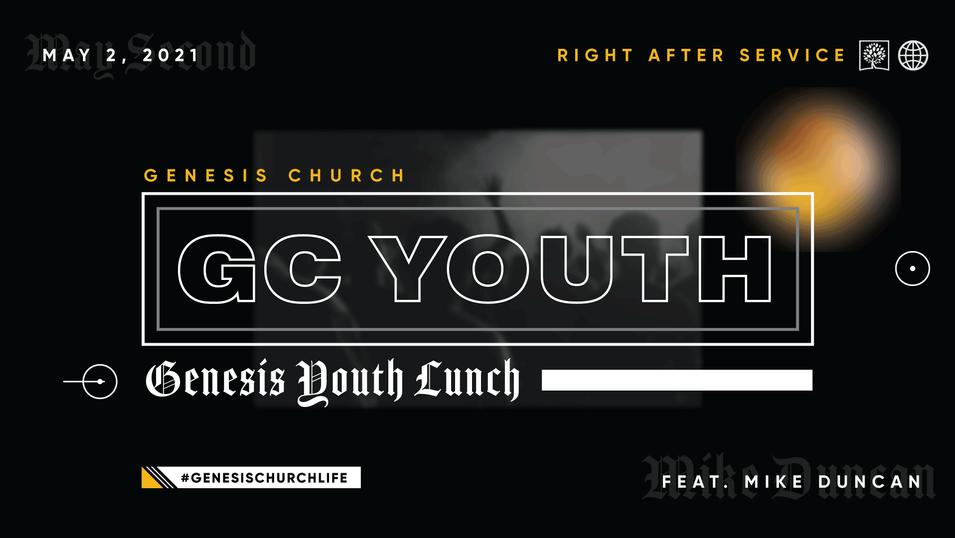 Genesis Youth Lunch