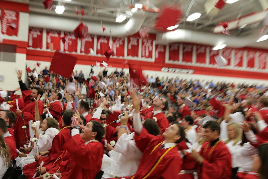 Moon Area School District Graduation Ceremony