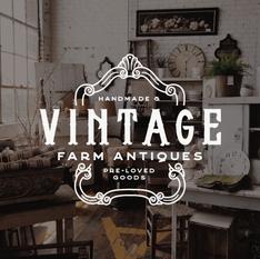 Vintage Farm Antiques (Branding)