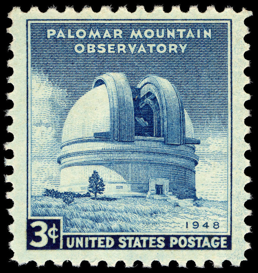 Palomar Mountain 3 Cent Stamp