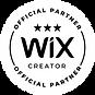 Wix Website Official Partner & Creator Badge