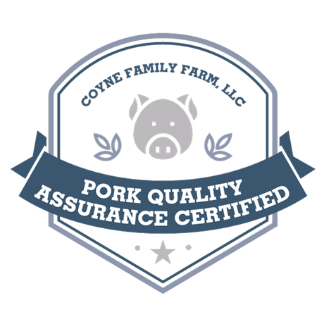 Pork Quality Assurance Certified