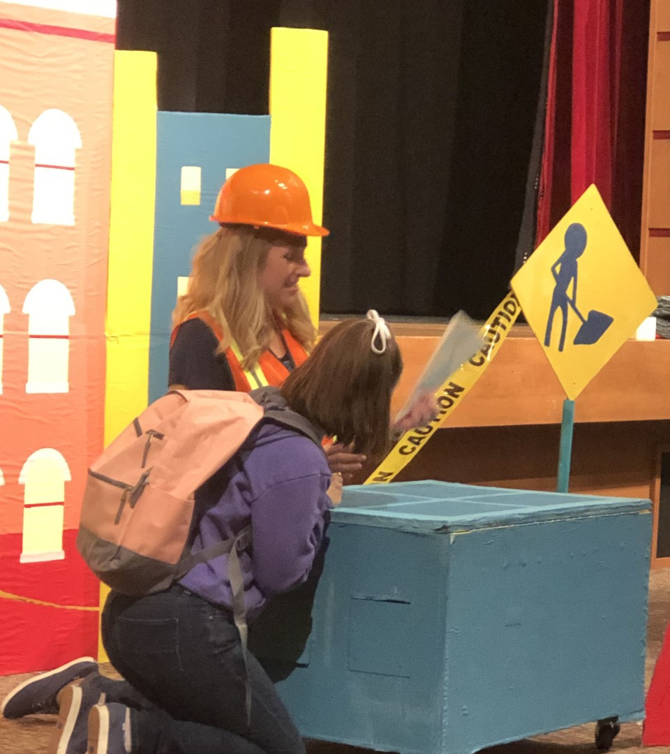 Jumping Jack Theater for MAMS Adaptive Music