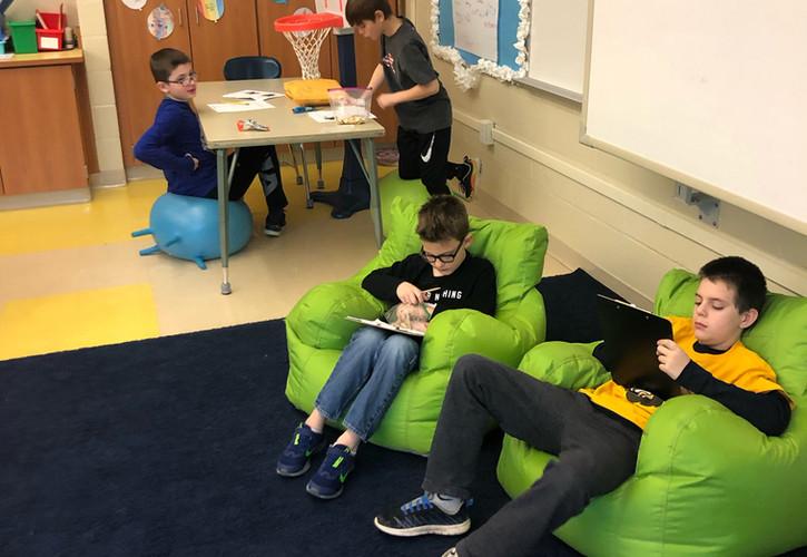 Flexible Seating Grant