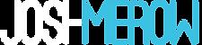 Josh Merow Design Logotype